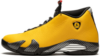 Jordan Air 14 'Yellow Ferrari' Shoes - Size 7