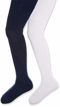 Playshoes Girl's Warme Thermo-Strumpfhosen mit Komfortbund Tights