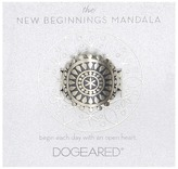 Dogeared New Beginnings Mandala Center Star Ring