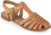 Journee Collection Tyla Cap-Toe Sandals