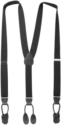 Stacy Adams Men's Big and Tall Extra Long Buttton on Suspenders