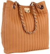 Ivanka Trump Rebecca Bucket Shopper (Camel) - Bags and Luggage