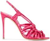 Casadei strappy high heel sandals
