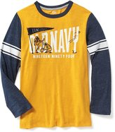 Old Navy Team-Style Graphic Tee for Boys