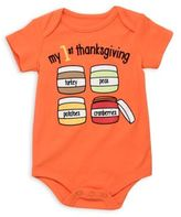 """Baby Starters Babies with Attitude """"My First Thanksgiving"""" Bodysuit"""