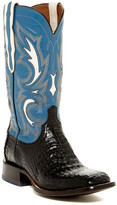 Lucchese Genuine Caiman Boot- Wide Width Available