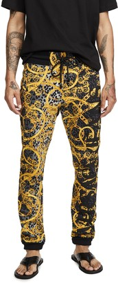 Versace All Over Print Sweatpants