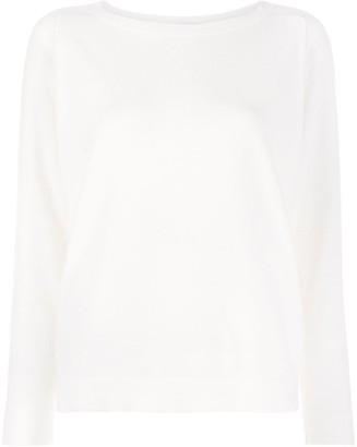 Fabiana Filippi Boat Neck Sweater