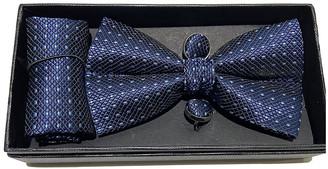 Elie Balleh Boys' Bow Ties NAVY - Navy Bow Tie