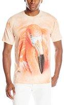 The Mountain Big Face Flamingo T-Shirt