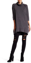 Anama Funnel Neck Tunic