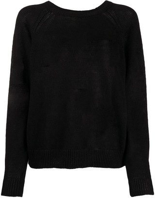 Filippa K Natalie long sleeve jumper