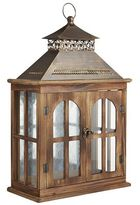 Pier 1 Imports Sconce Lantern - Brown