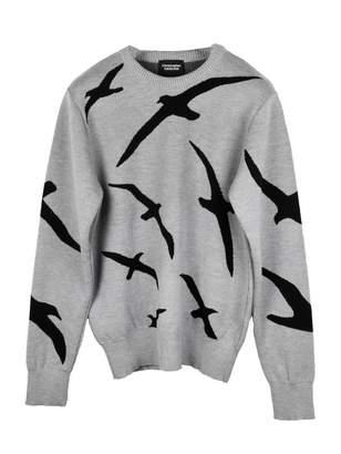 Christopher Raeburn Grey Wool Knitwear & Sweatshirts