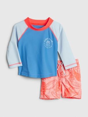 Gap Baby Swim Set