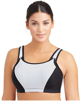 Glamorise Women's Adjustable Support Wire Sport Bra