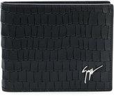 Giuseppe Zanotti Design Albert wallet - men - Calf Leather - One Size