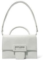 Maison Margiela Textured-Leather Shoulder Bag