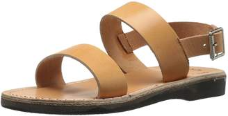 Jerusalem Sandals Women's Golan Rubber Flat