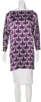 Thomas Wylde Silk Printed Tunic