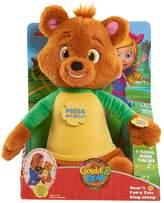 Disney Disney's Goldie & Bear Bear's Fairy Tale Sing Along Plush Toy