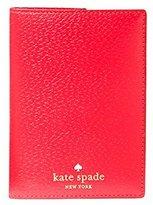 Kate Spade new york Grand Street Leather Passport Holder Case