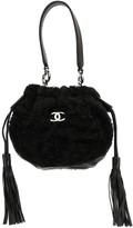 Chanel Pre Owned 2003 CC logo bucket bag