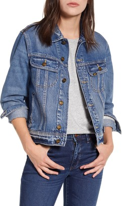 Lee Rider Denim Trucker Jacket