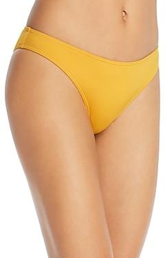 Mei L'ange Audrey Low-Rise Triangle Bikini Bottom
