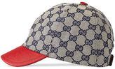 Gucci Kids' GG Supreme Baseball Cap