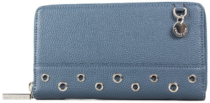 Celine Dion Falsetto Leather Wallet On Chain