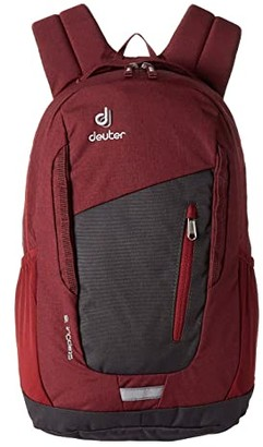 Deuter Step Out 16 (Graphite/Maroon) Backpack Bags