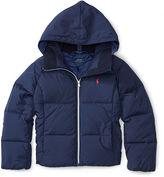 Ralph Lauren Hooded Quilted Jacket