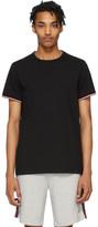 Moncler Black Jersey T-Shirt
