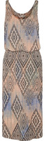Tart Collections Soraya Printed Stretch-Modal Dress