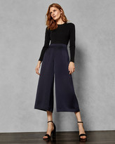 Ted Baker HANAHA Knitted colour block jumpsuit