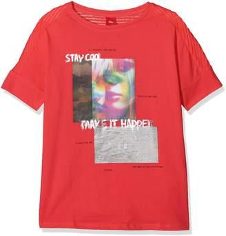 S'Oliver Girls' 66.803.32.6665 T-Shirt