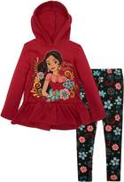 Disney Elena of Avalor Toddler Girls' Fleece Hoodie and Leggings Set