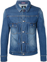 GUILD PRIME denim jacket - men - Cotton/Polyurethane - 1