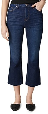 Jag Jeans Mia High Rise Cropped Bootcut Jeans in West Side