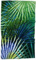 Natori Tropical Floral Beach Towel