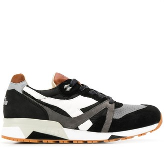 Diadora Low Top Stitching Sneakers
