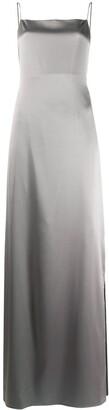 Helmut Lang Silk Evening Dress