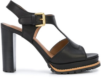 See by Chloe Brooke 90mm sandals