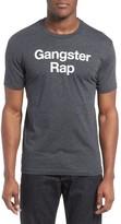 Kid Dangerous Men's Gangster Rap Graphic T-Shirt