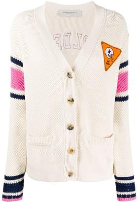 Golden Goose Collegiate Knit Cardigan