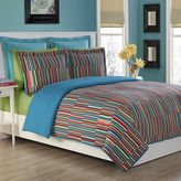 Fiesta Taos Reversible Quilt Set in Claret