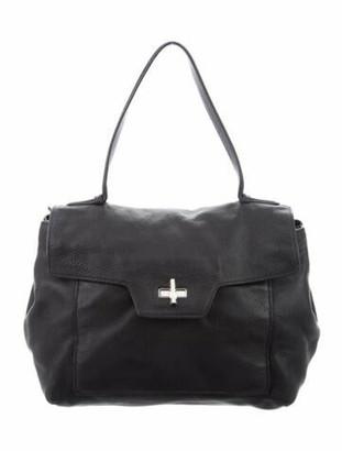 Prada Toro Top Handle Bag Black