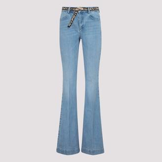 Stella McCartney Flared Denim Jeans