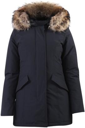 Woolrich Fur-Trim Arctic Parka Coat